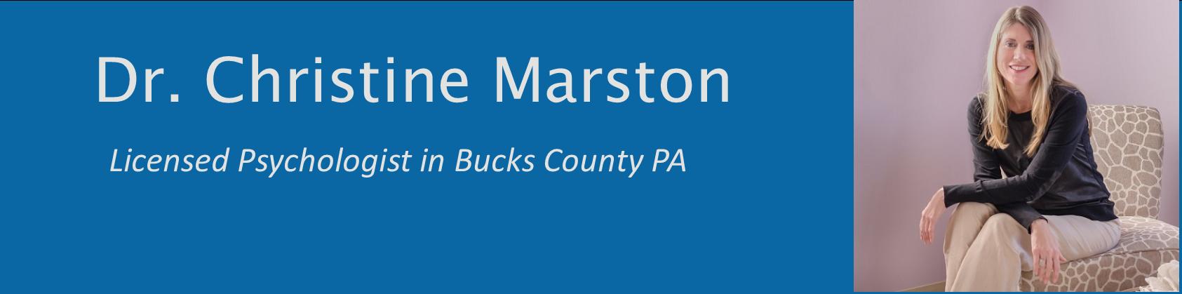 Dr. Christine Marston